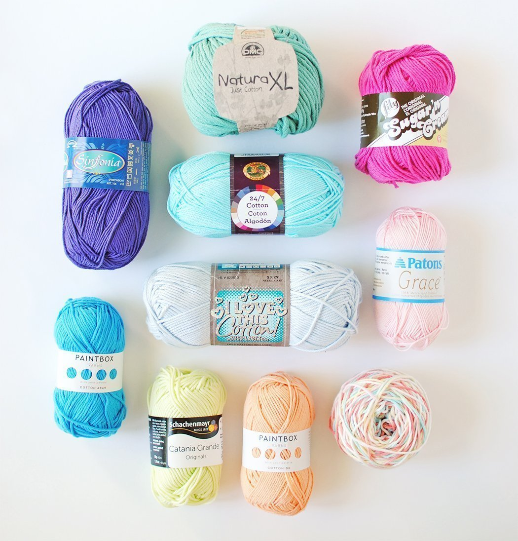 Cotton Yarns | All About Cotton Yarn Tiny Curl