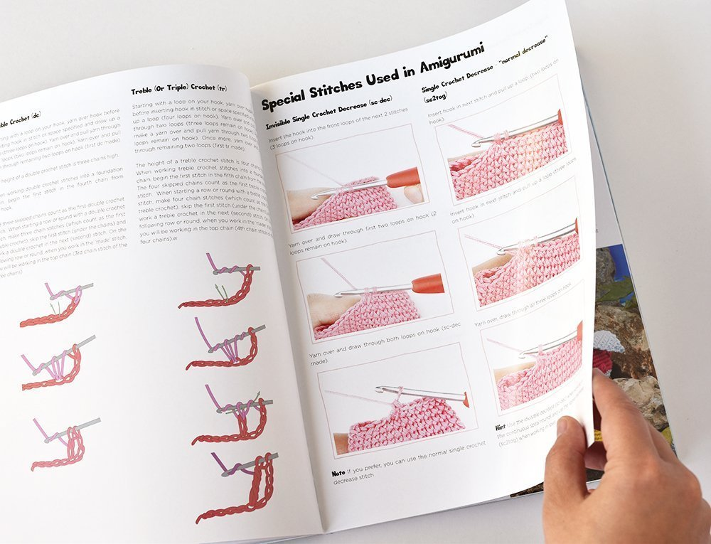 Designer Amigurumi | Crochet Book Review by Tiny Curl