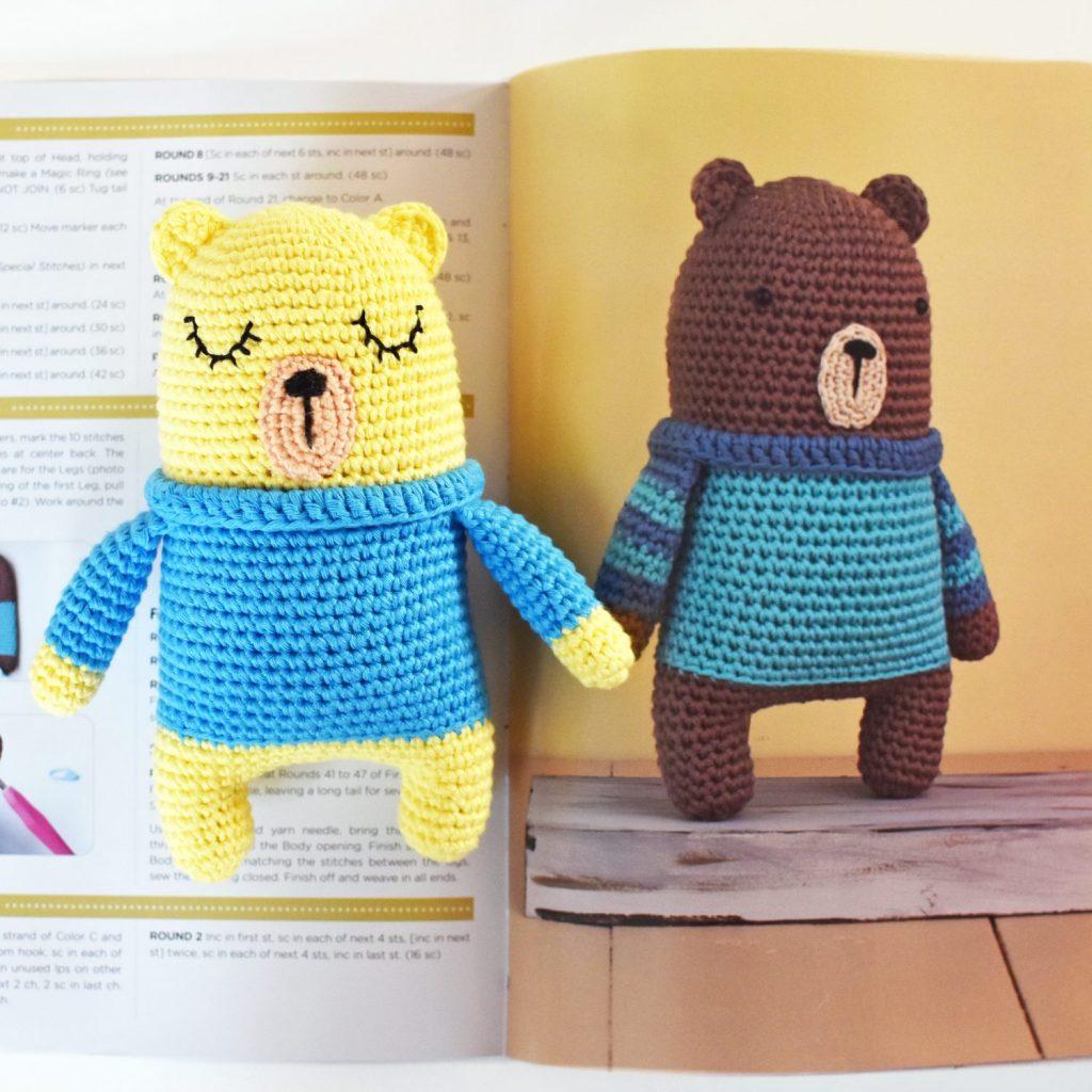 Amigurumi,teddy bear,bears,toys,teddy - free image from needpix.com | 1024x1024