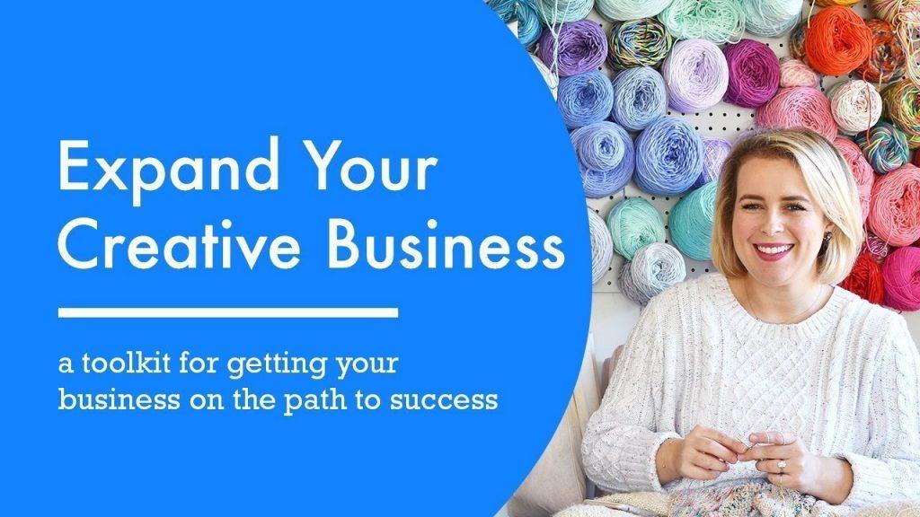Expand Your Creative Business Skillshare Class